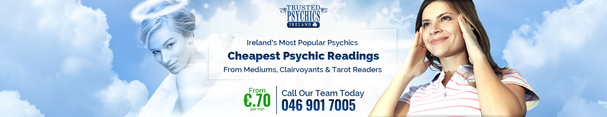 Trusted Psychics Header